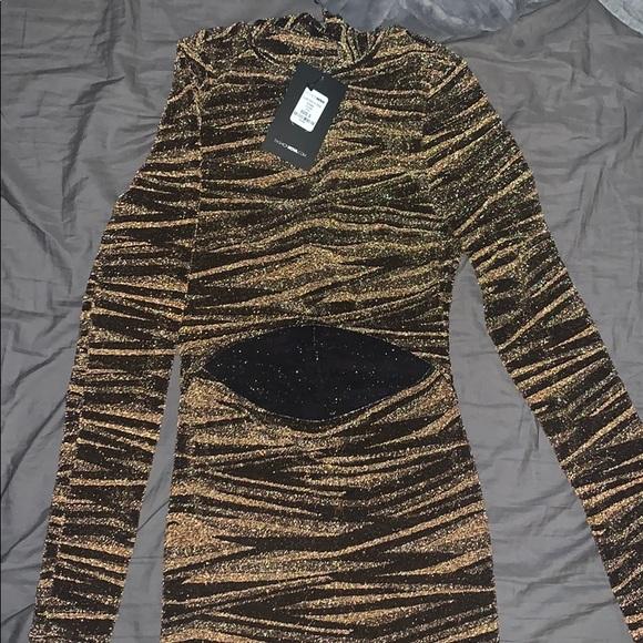 Fashion Nova Dresses & Skirts - FASHIONNOVA (Lure him in Midi Dress)